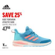 Adidas Kids' Fortarun Athletic Shoe - $47.98 (25% off)